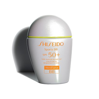 SPORTS BB CREAM SPF50 + WETFORCE