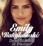EMILY RATAJKOWSKI'NIN GÜZELLİK SIRLARI