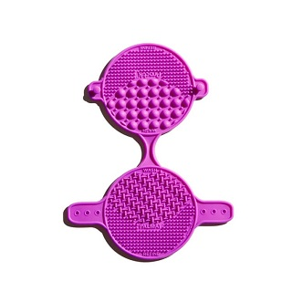 THE PALMAT™2-IN-1 BRUSH CLEANING TOOL