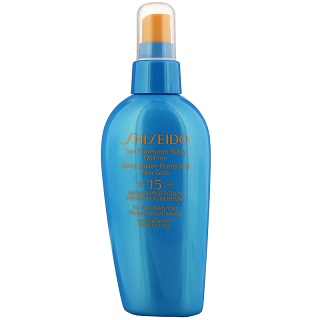 SUN PROTECTION OIL-FREE SPRAY SPF15