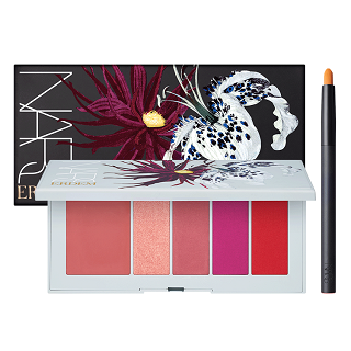 ERDEM POISON ROSE LIP POWDER PALETTE