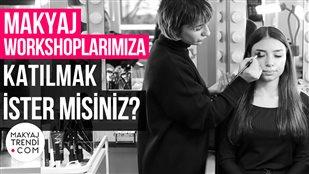 MAKYAJIN SIRLARINI PROFESYONELLERDEN ÖĞRENMEK İSTER...