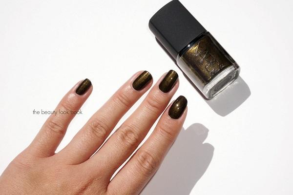 Nars hard to get nail polish