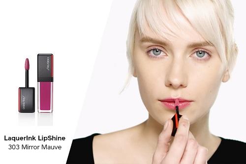 Shiseido Lacquer Ink Shine