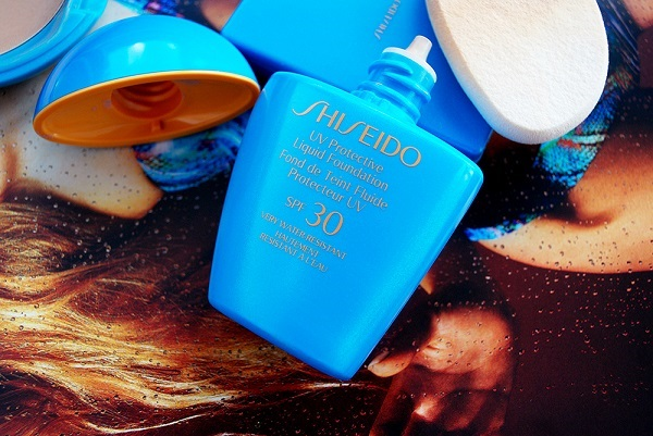 Shiseido UV Protection Liquid Foundation SPF30