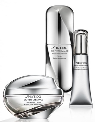 shiseido bio performance glow revival