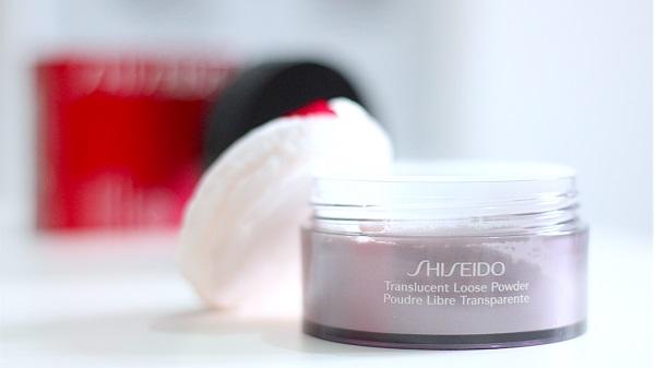 Shiseido Transculent Loose Powder