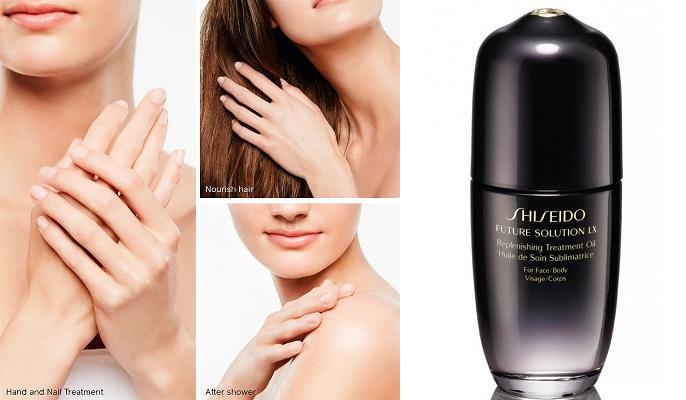 Shiseido Future Solution Replenishing Treatment Oil