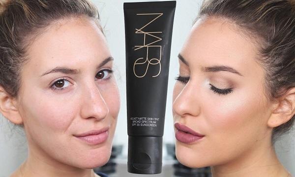Nars Velvet Matte Skin Tint SPF30