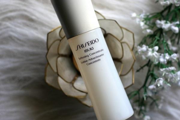 Shiseido Ibuki Softening Concentrate
