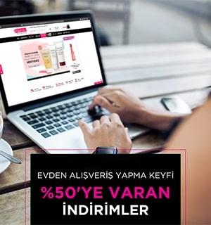 SADECE makyajtrendi.com ÖZEL İNDİRİMLER